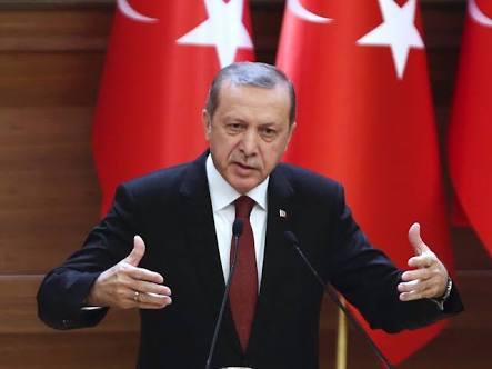 Erdogan Mulai Kebanjiran Ucapan Kemenangan