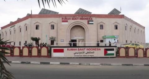 Indonesia Kecam Keras Serangan Israel ke RS  Indonesia di Jalur Gaza