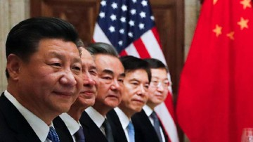 Pelaku Pasar Khawatir Perang Dagang AS - Tiongkok  Kembali Pecah