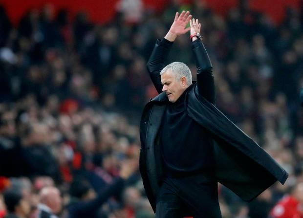 Raih Hasil Imbang,  Mourinho Kecewa