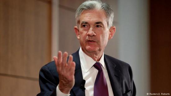 Jerome Powell  Kritik Pedas  Soal  Shutdown
