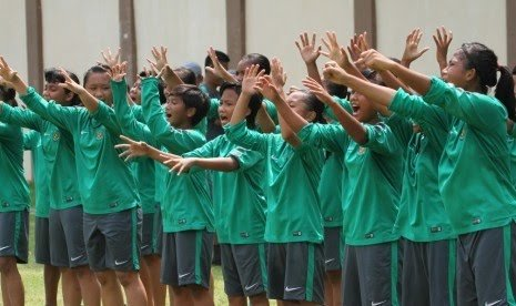 Gusti Buka Kartu Batalnya Timnas Wanita Ikuti Kejuaraan AFF U-15