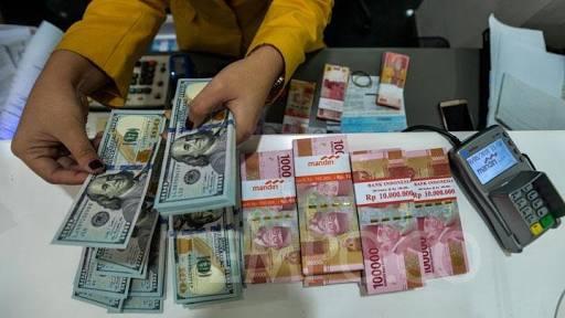 Perdagangan Selasa Pagi Rupiah dan IHSG  Menguat