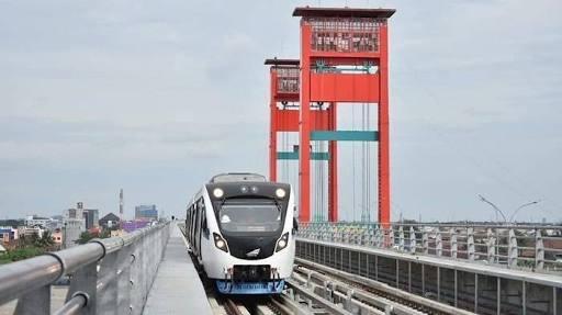 Terus Dievaluasi LRT Palembang  Hadapi  Masalah  Teknis