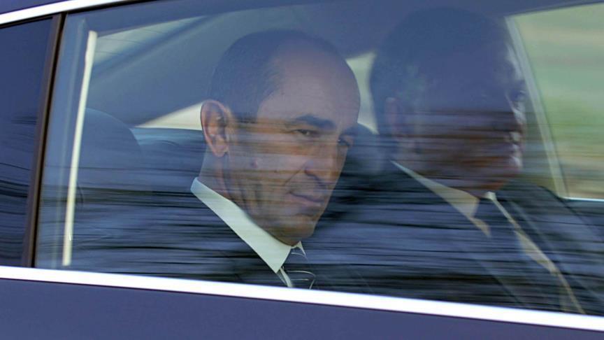 Mantan Presiden Armenia  Ditangkap