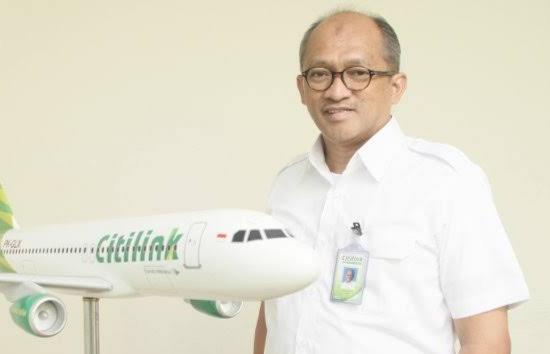 Citilink Indonesia Turunkan 50%  Tarif Penerbangannya Mulai 11 Juli  2019