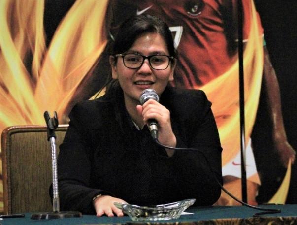 Ratu Tisha Destria Terpilih Jadi Anggota Komite Kompetisi AFC