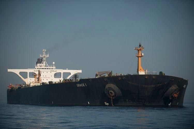 AS Larang Swasta Bantu Tanker  Iran