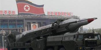 Korea Utara Tembakan Proyektil Ke Arah Laut