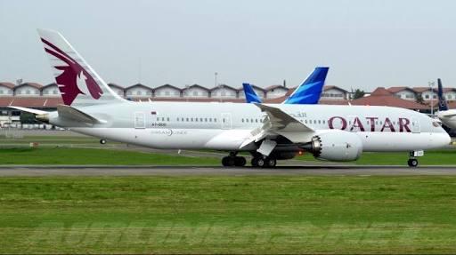 Operasional Maskapai Qatar Airways Pindah ke T3 Soetta