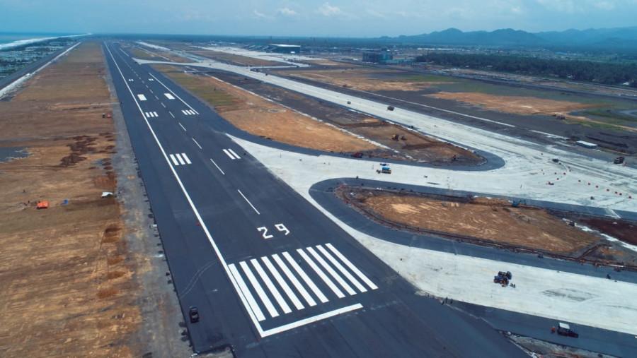 AP I  Gelar Simulasi  Operasional Bandara Internasional Yogyakarta Kulonprogo