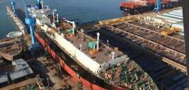 Pemerintah Bebaskan PPN  Impor Suku Cadang Kapal dan  Pesawat