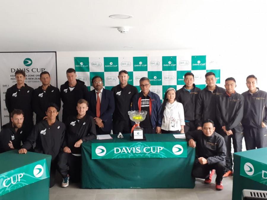 Jadwal Davis Cup 2019