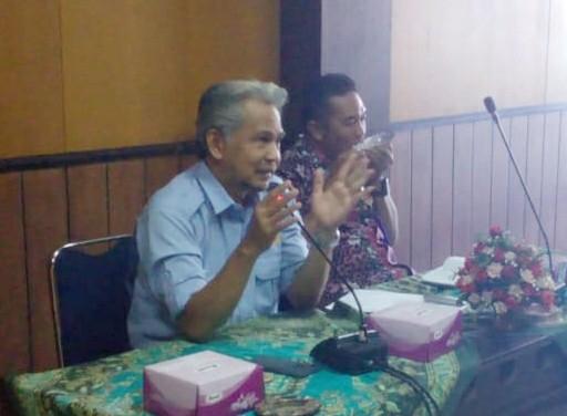 KNKT Paparkan Hasil Monitoring  Jalur Pemalang-Purbalingga di Forum LLAJ Jateng