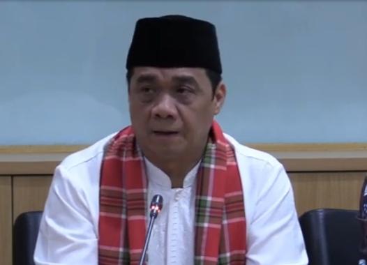 Riza Patria Akhirnya Dipilih DPRD Jadi Wagub DKI Jakarta