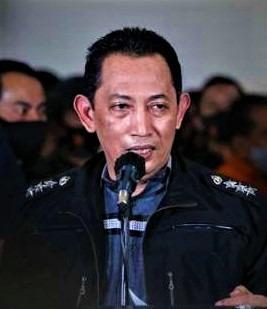Presiden Jokowi Ajukan  Komjen Listyo Sigit Prabowo Sebagai Calon Kapolri