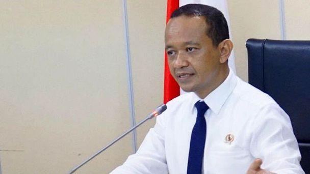 Bahlil Lahadalia Dijagokan Menjeladi DKI 1 Gantikan Anies Baswedan