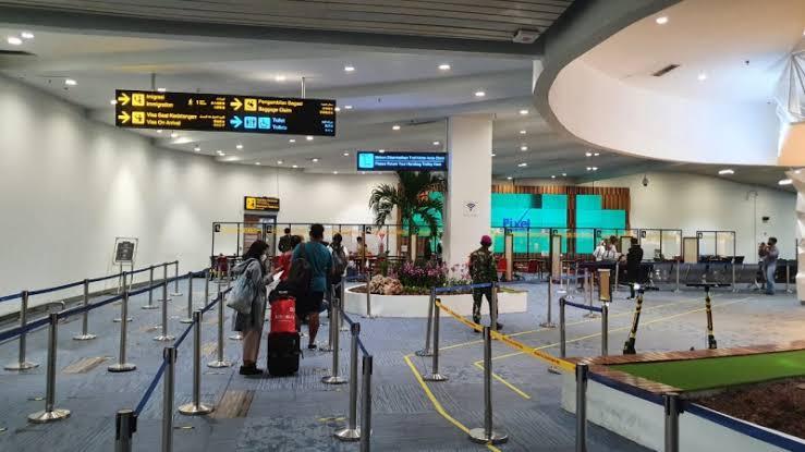 Terapkan  Surat Menkum HAM, Bandara Soetta Batasi Kedatangan Orang Asing