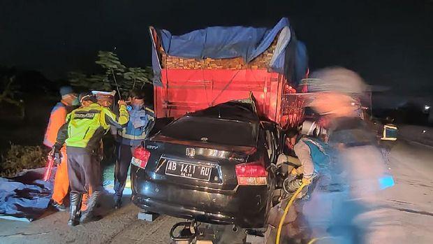 Geometrik Jalan Jadi Penyebab Kecelakaan  Fatal, Hati-Hati